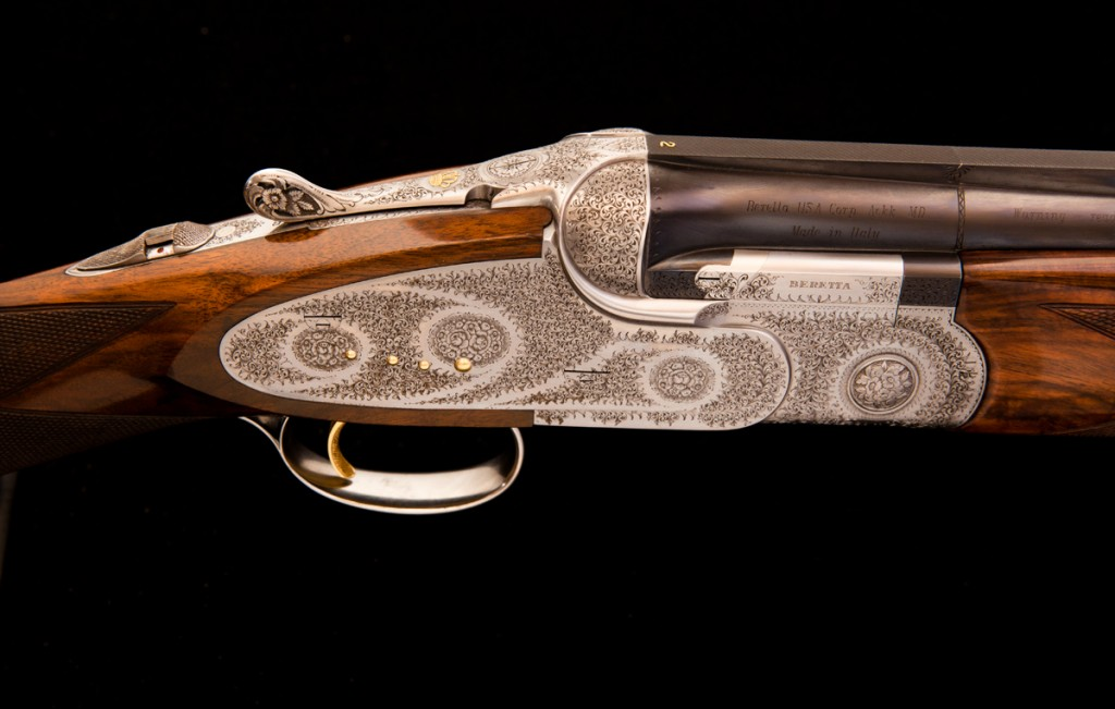 JE Cauthen Beretta S06 Match Pair #2