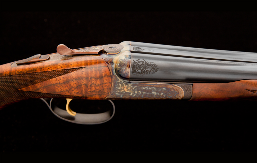 JE Cauthen Connecticut Shotgun RBL Match Pair #2