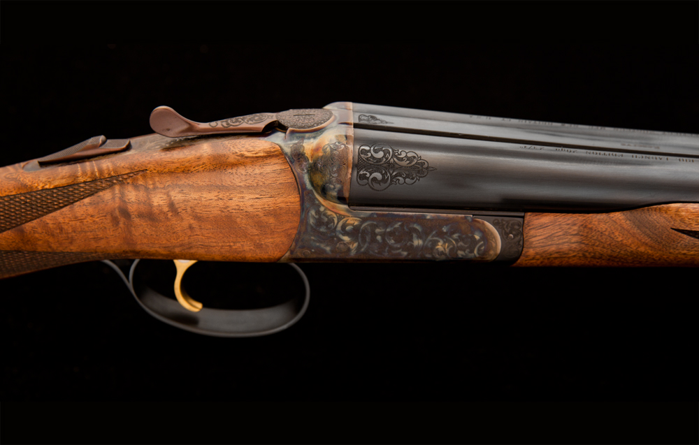 JE Cauthen Connecticut Shotgun RBL