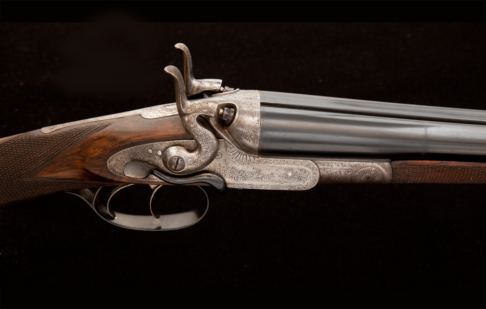 JE Cauthen Gibson & Sons Shotgun
